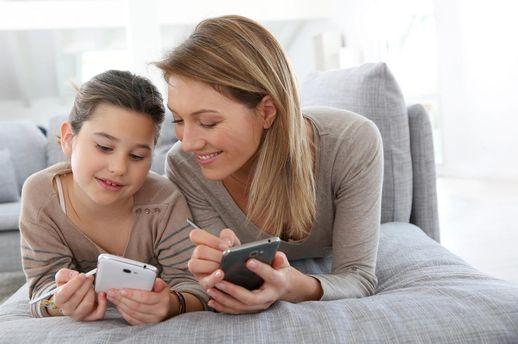 Родители смогут контролировать смартфон детей