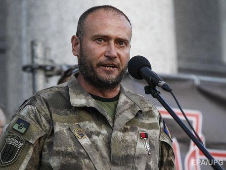 Народный депутат Дмитрий Ярош