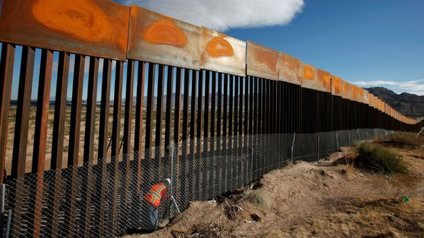 Кордон між США і Мексикою