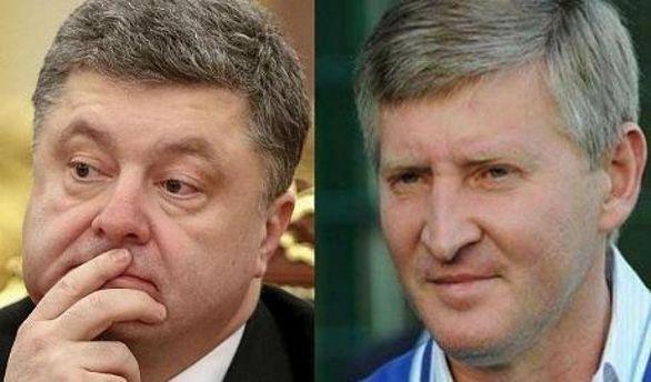 Что объединяет Порошенко и Ахметова?