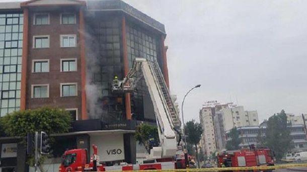 Взрыв в офисе российской радиостанции на Кипре