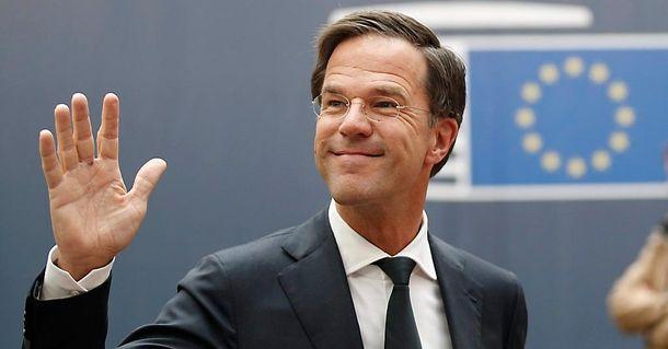 В Нидерландах победила проевропейская партия