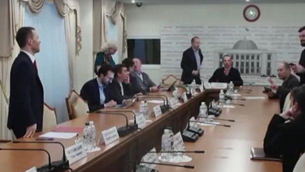 Деякі депутати не з'явилися на засіданні Антикорупційного комітету