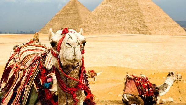 Українці полюбляють відпочивати у Єгипті