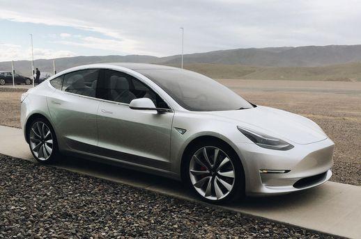 Автомобіль Тесла