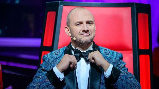 Украинский певец Алексей Потапенко