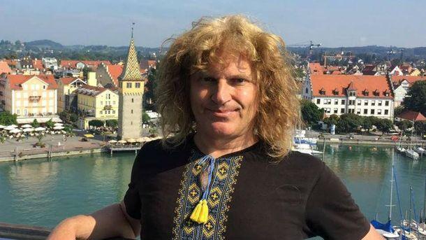 Украинский композитор Тарас Ященко