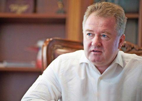 Глава Высшей совета правосудия Игорь Бенедисюк