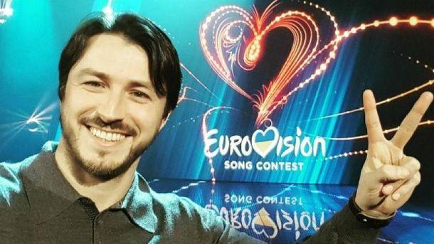 Сергей Притула не стал ведущим финала Евровидения