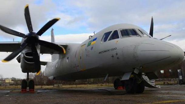 Самолет АН-132D