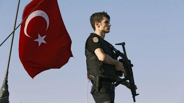 Турецкие правоохранители