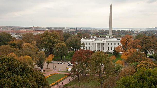 Білий Дім у Вашингтоні