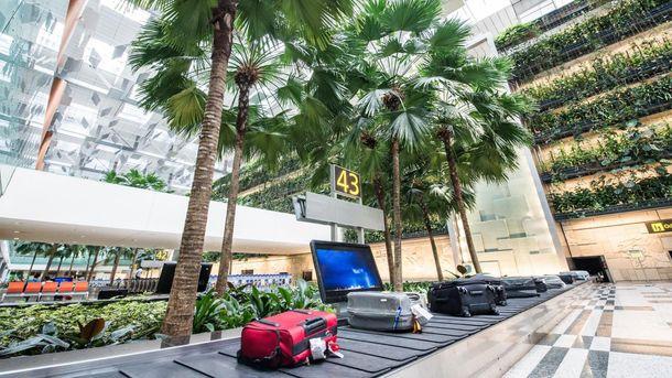 Аеропорт Чангі, Сінгапур