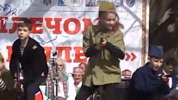 Российская пропаганда во всей красе