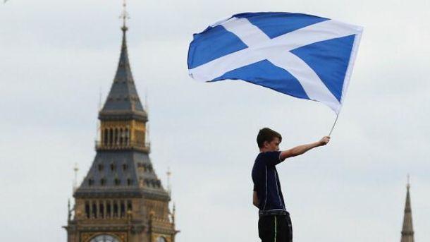 Шотландія готується до нового референдуму