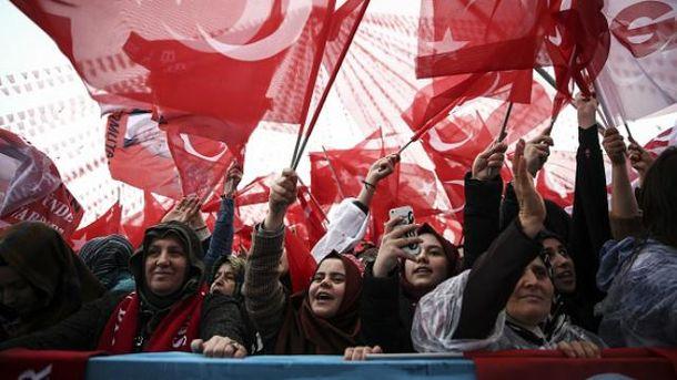 Туреччина назавжди може розпрощатись з європейським майбутнім