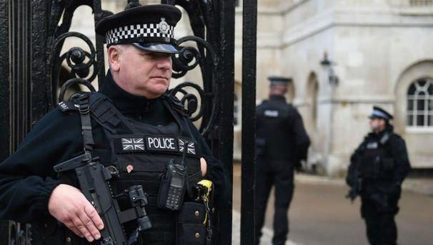 Британська поліція