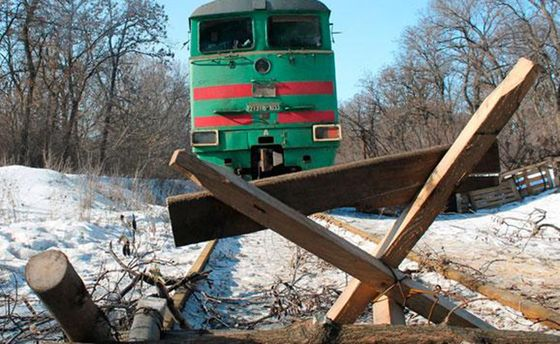 Блокувальники Донбасу можуть встановити редути на Харківщині