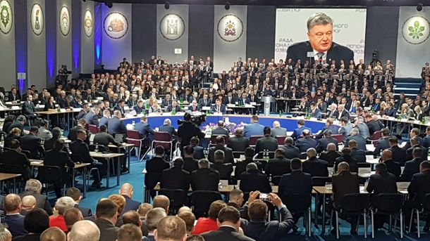 Петр Порошенко на заседании Совета регионального развития