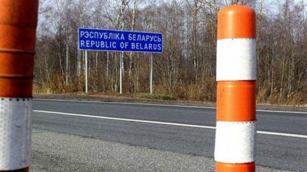 Неизвестные пытались прорваться через границу