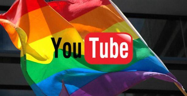 Видеохостинг обвиняют в дискриминации ЛГБТ-сообщества