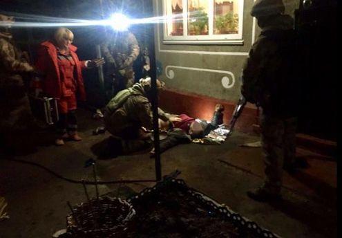 Перестрелка в Черкасской области