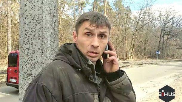 На знімальну групу журналістів напала охорона голови Запорізької ОДА