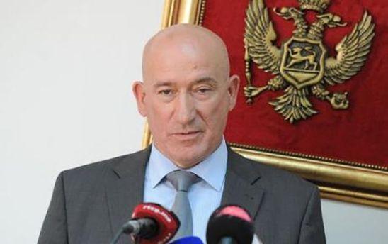 Едуард Шишмаков був організатором перевороту в Чорногорії
