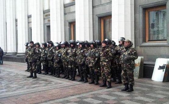 Правоохранители усилят меры безопасности в центре Киева