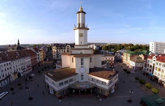 Ивано-Франковск предлагают переименовать в Романо-Гуриковск