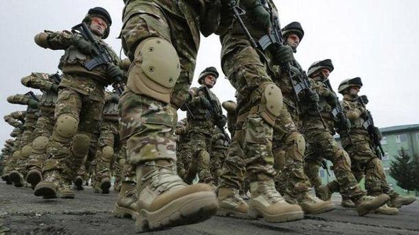Военные учения НАТО