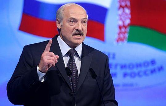 Лукашенко утверждает, что задержанные боевики тренировались в украинских лагерях