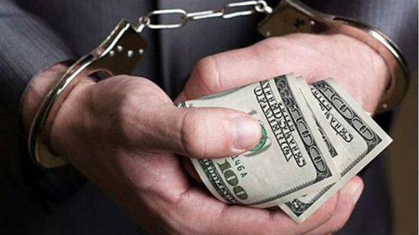 Арест преступников