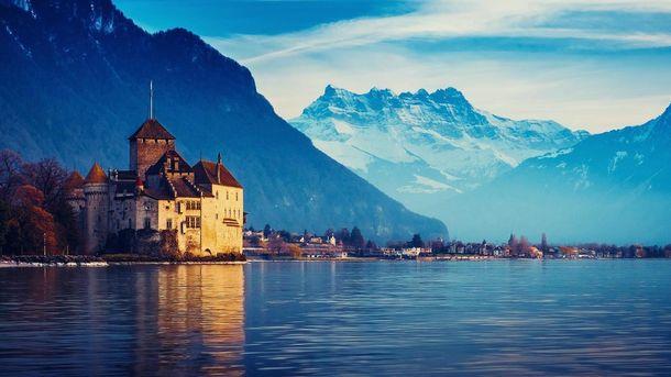 Швейцария названа лучшей страной