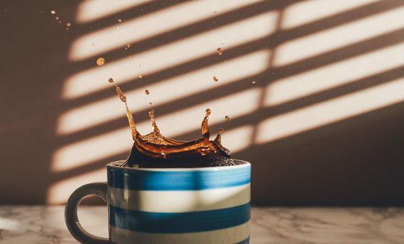 Кофе делает нас старыми