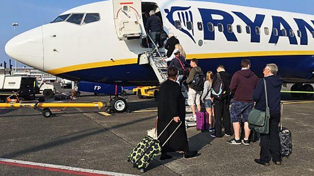 У Ryanair покладають надії на український ринок