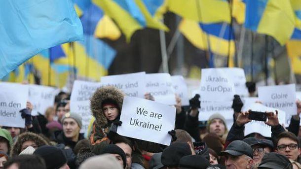 В рейтинге счастья Украина тоже опустилась