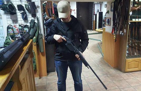 Гвинтівку Mannlicher передали снайперам ВДВ України