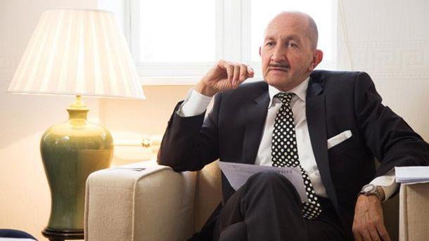 Посол Испании в Украине Херардо Бугайо Оттоне