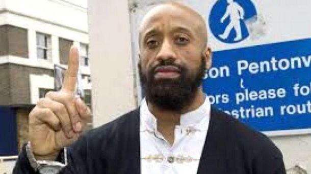 Вероятный лондонский террорист