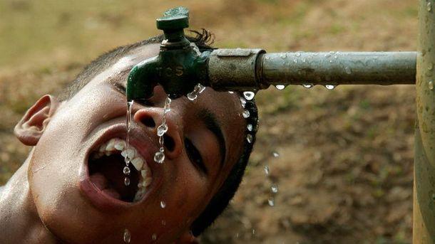 Вода станет дефицитной до 2040 года