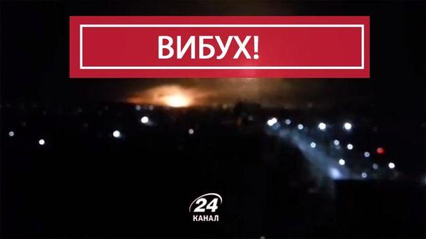 Вибухи на військових складах на Харківщині: про що повідомляють місцеві мешканці