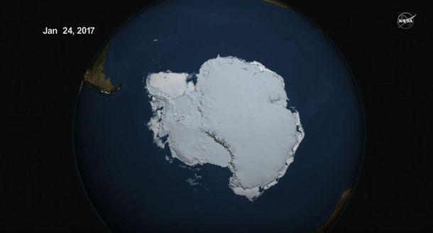 Танення льоду в Арктиці