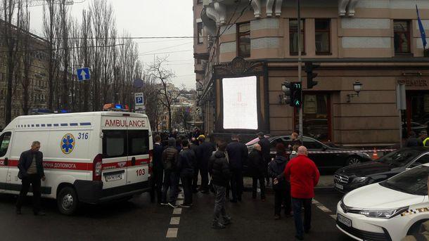 Появились первые видео с места убийства Вороненкова (18+)