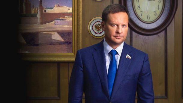 Экс-депутат Госдумы РФ Дмитрий Вороненкова