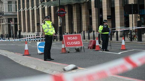 Стало известно имя нападавшего в Лондоне