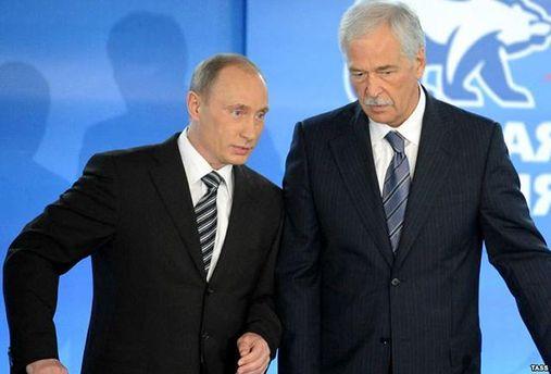 По словам Грызлова, России сейчас не до