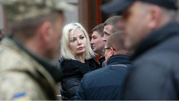 Мария Максакова потеряла сознание на месте убийства мужа