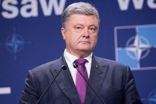 Порошенко хоче, щоб НАТО допомогло розмінувати Балаклію