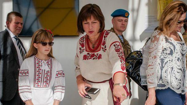 Наталыя Яресько очолювала Мінфін України у 2014-2016 роках